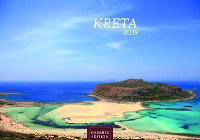 Kreta 2019 S 35x24cm - CASARES Fine Art Edition - Kalender, Deutsch, , ,