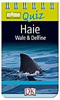 memo Quiz. Haie, Wale & Delfine; memo Quiz; Deutsch; durchgehend mit Farbfotografien und Illustrationen; Nicht für Kinder unter 3 Jahren geeignet. Erstickungsgefahr wegen verschluckbarer Kleinteile.