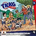 TKKG Junior 08 Der verborgene Schatz