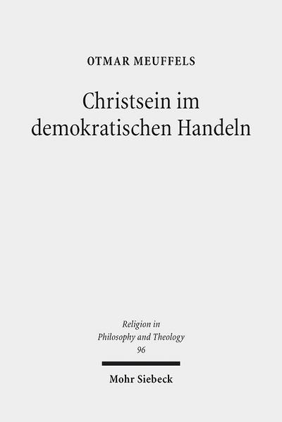 Christsein im demokratischen Handeln