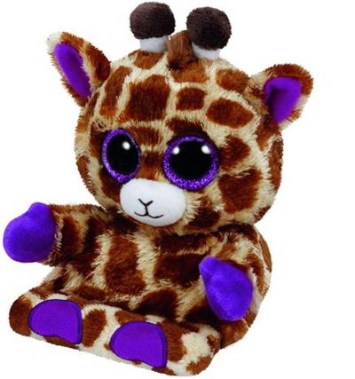 Jesse - Giraffe, 15cm. Handyhalter