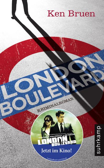 NEU London Boulevard Ken Bruen 462089