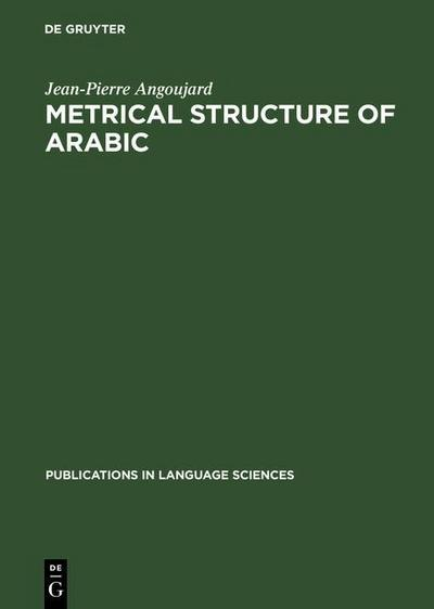 Metrical Structure of Arabic