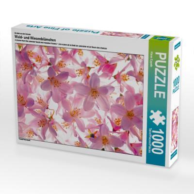 Ein Motiv aus dem Kalender Wald- und Wiesenblümchen (Puzzle)