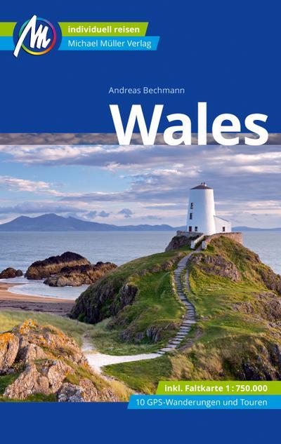 Wales Reiseführer Michael Müller Verlag; Individuell reisen mit vielen praktischen Tipps.; Deutsch; 193 Illustr.
