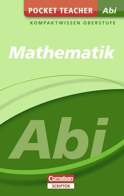 Pocket Teacher Abi – Mathematik