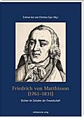 Friedrich von Matthisson (1761-1831): Dichter ...