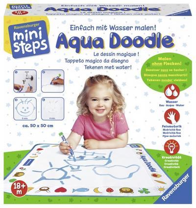 Ravensburger 04489 Ministeps - Aqua Doodle, Tafeln