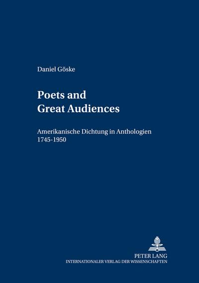 Poets and Great Audiences