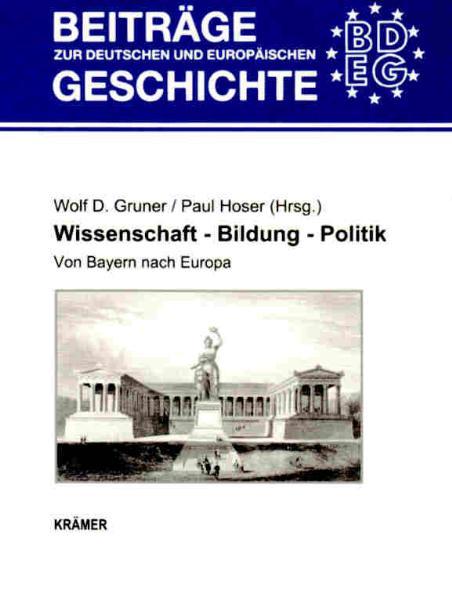 Wolf D. Gruner / Wissenschaft - Bildung - Politik /  9783896220929