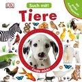 Tiere; Such mit!; Deutsch; Über 250 farbige Abbildungen