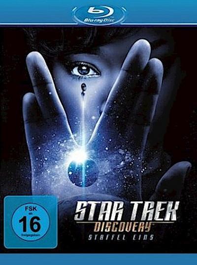 Star Trek: Discovery - Staffel 1 BLU-RAY Box
