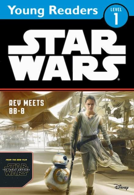 Star Wars TFA: Rey Meets BB-8