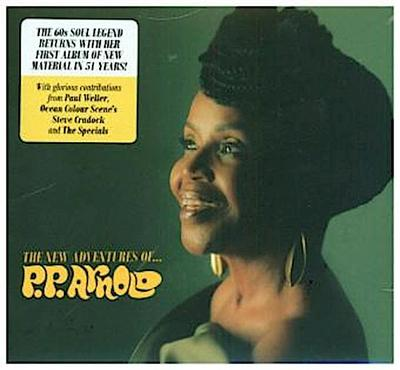 The New Adventures Of ... P.P. Arnold