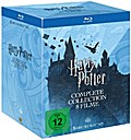 Harry Potter: The Complete Collection - Jahre 1 - 7, 8 Blu-rays (Repack 2018)