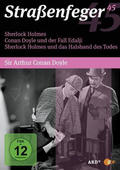 Straßenfeger 45 -  Sherlock Holmes & Conan Doyle und der Fall Edalji & Sherlock Holmes und das Halsband des Todes