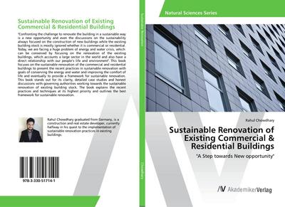 Sustainable Renovation of Existing Commercial & Residential Buildings