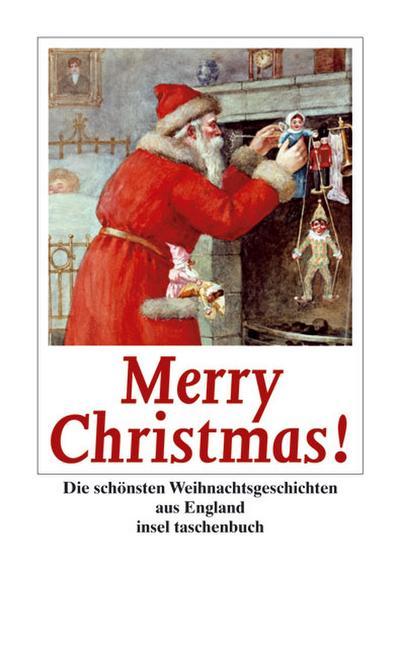 Merry Christmas! Die schönsten Weihnachtsgeschichten aus England