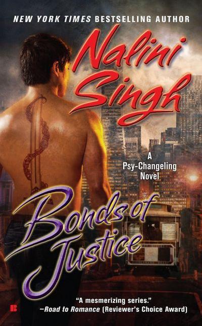 Bonds of Justice (Psy-Changeling Novel, A, Band 8)