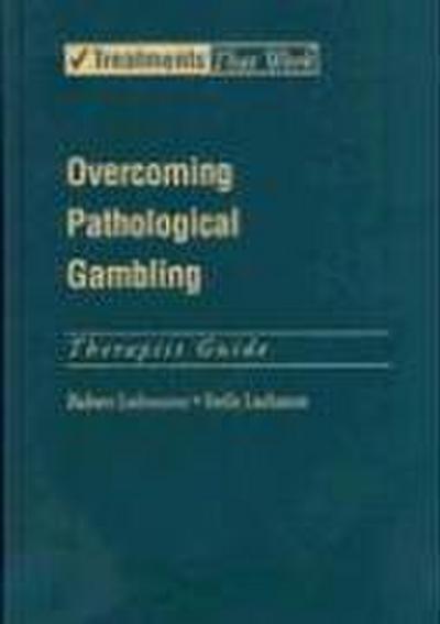Overcoming Pathological Gambling