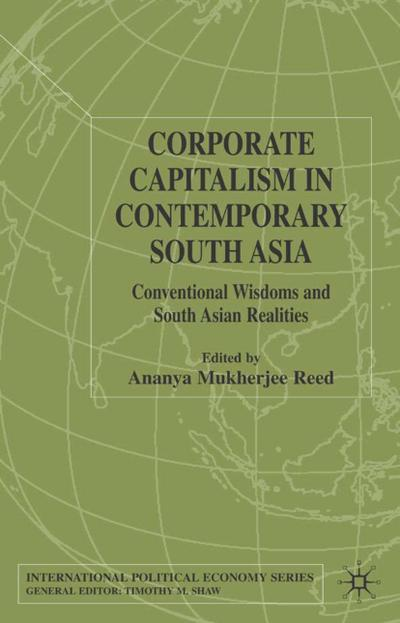 Corporate Capitalism in Contemporary South Asia
