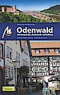 Odenwald: mit Bergstraße, Darmstadt, Heidelberg