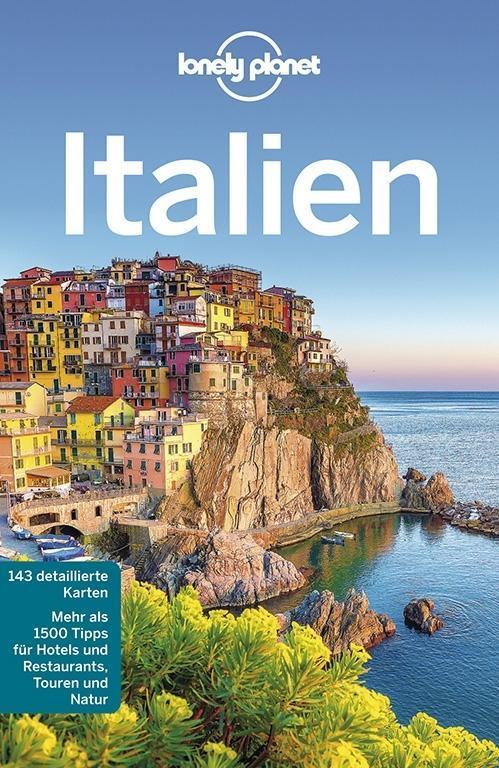 Lonely Planet Reiseführer Italien Cristian Bonetto