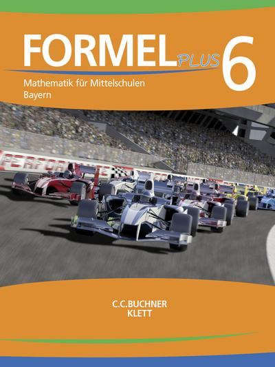 Formel PLUS 6 Lehrbuch Bayern