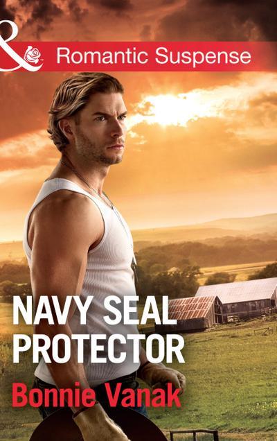 Navy Seal Protector (Mills & Boon Romantic Suspense) (SOS Agency, Book 3)