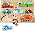 Greifpuzzle Fahrzeug-Welt (Kinderpuzzle)