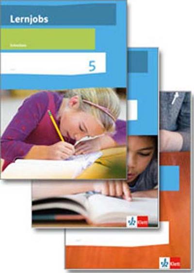 deutsch.kombi plus. Paket Lernjobs. 5. Schuljahr. Allgemeine Ausgabe