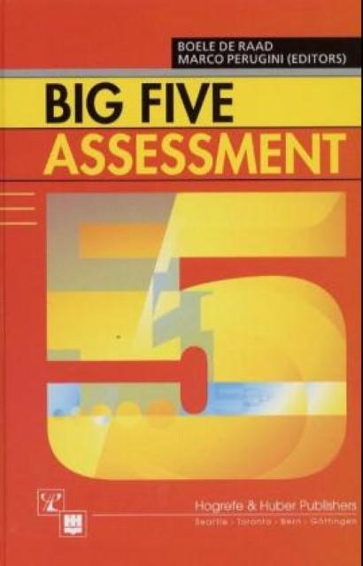 Big Five Assessment Bolle de Raad