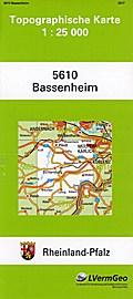 Bassenheim 1 : 25 000