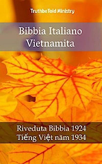 Bibbia Italiano Vietnamita