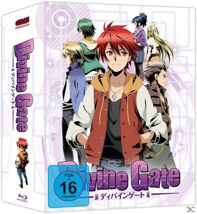 Divine Gate - Vol. 1 Limited Edition