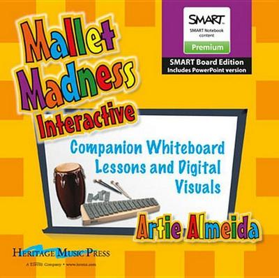 Mallet Madness Interactive - Smart Edition with PowerPoint: Companion Whiteboard Lessons and Digital Visuals