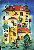 Advent im Weihnachtshaus