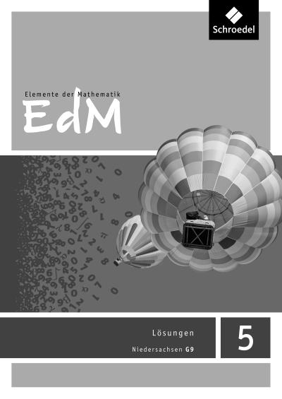 Elemente der Mathematik SI 5. Lösungen. G9 in Niedersachsen