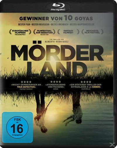 Mörderland - La Isla Minima