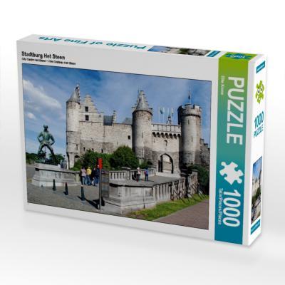 Stadtburg Het Steen (Puzzle)