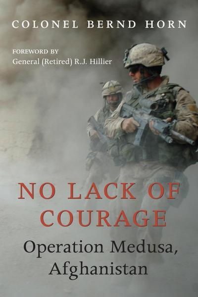 No Lack of Courage