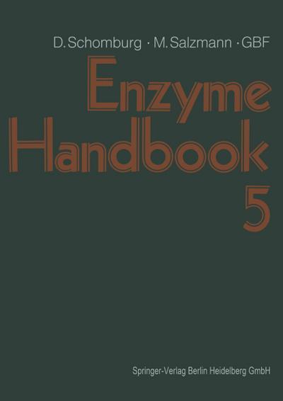 Enzyme Handbook, 2 Pts.