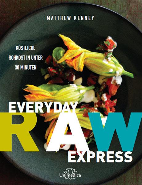 Everyday Raw Express, Matthew Kenney