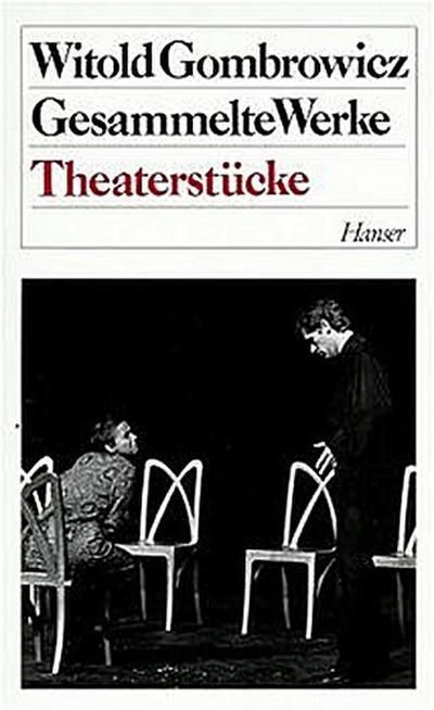 Band 5: Theaterstücke (Werkausgabe)