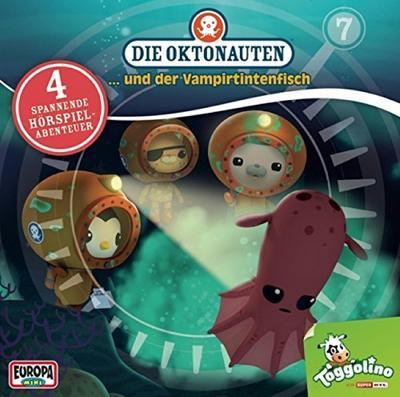 Die Oktonauten 07 und der Vampirtintenfisch