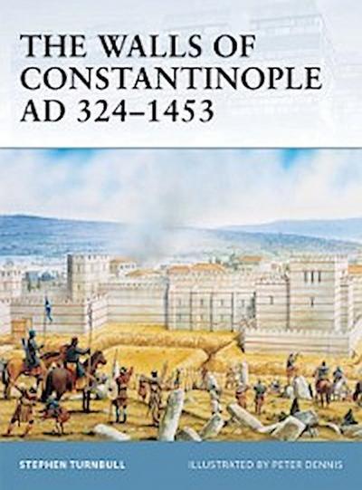 Walls of Constantinople AD 324 1453