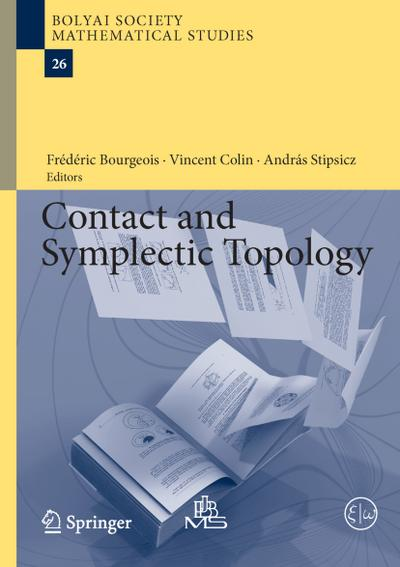Contact and Symplectic Topology
