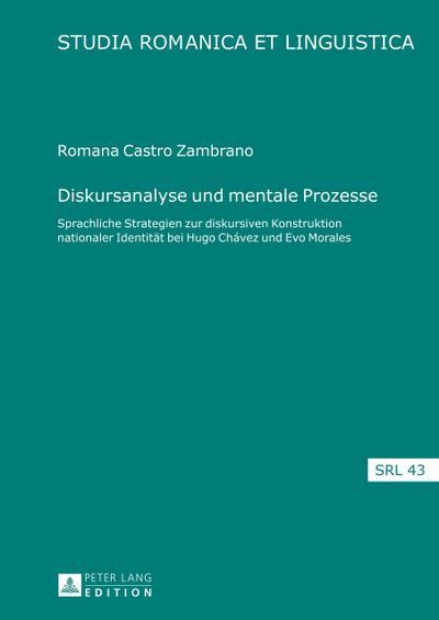 Diskursanalyse und mentale Prozesse