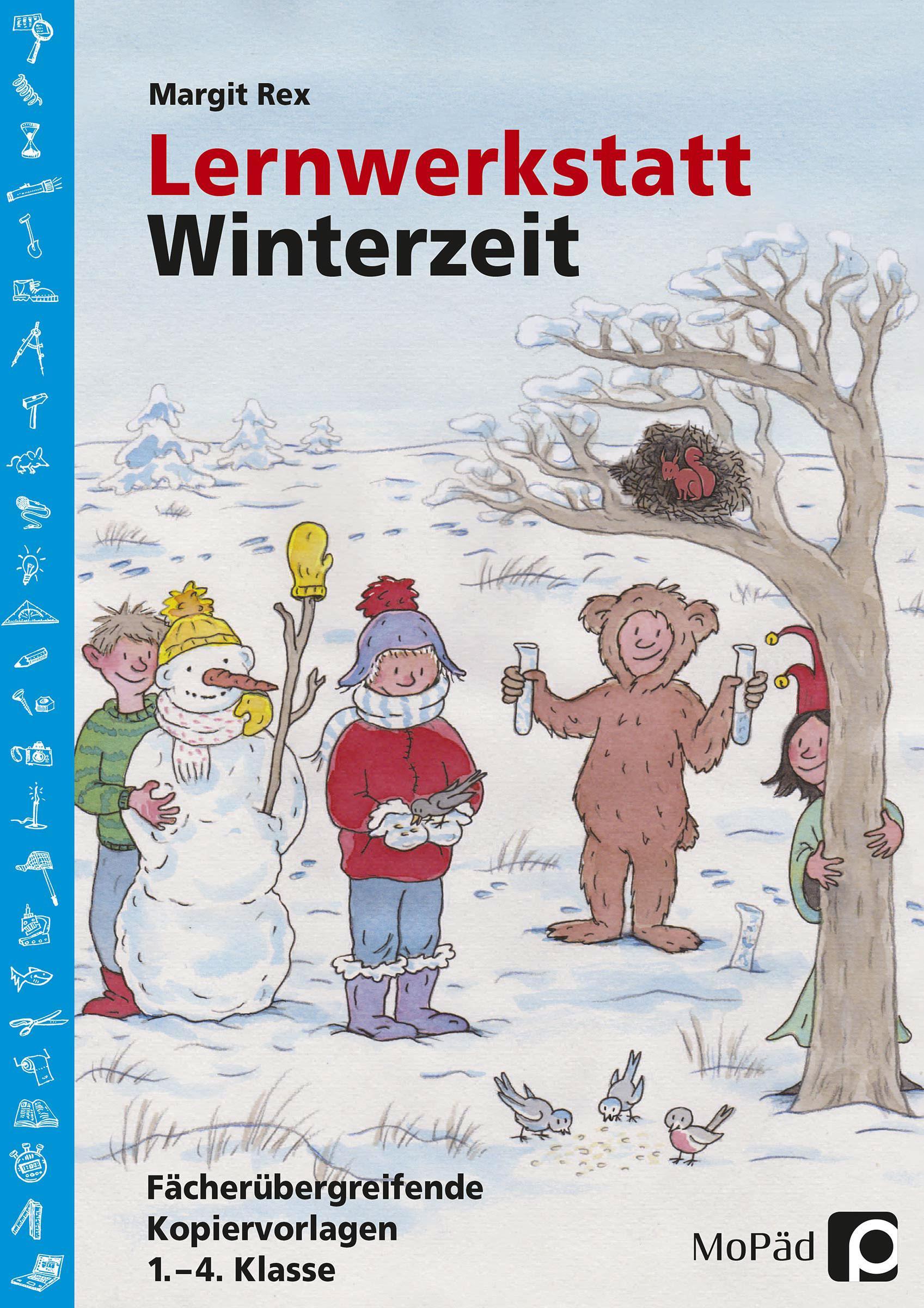 Lernwerkstatt Winterzeit Margit Rex