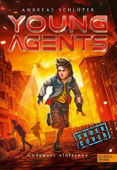 """Young Agents 03. Codewort """"Inferno"""""""